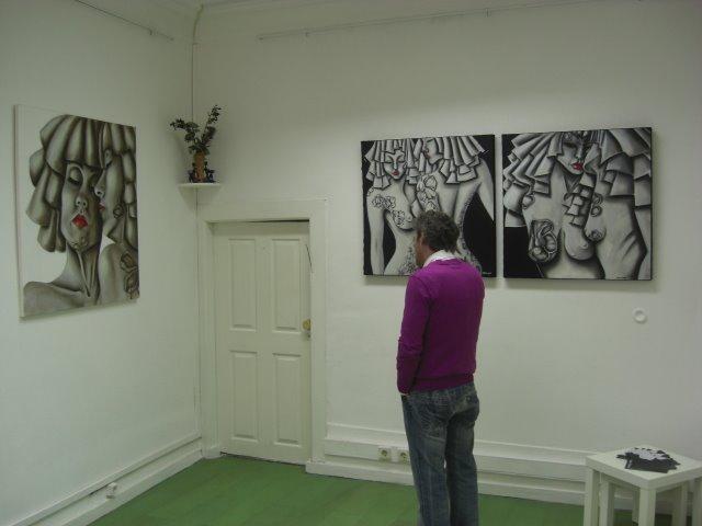 Solo Exhibition of Susy Manzo in Portugal