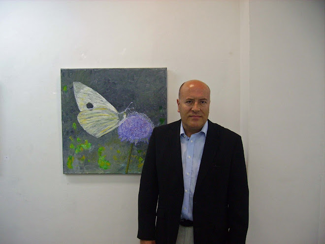 António with the 'Butterfly'