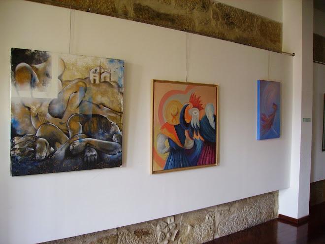 The works of Cláudia, Célia and Cristina