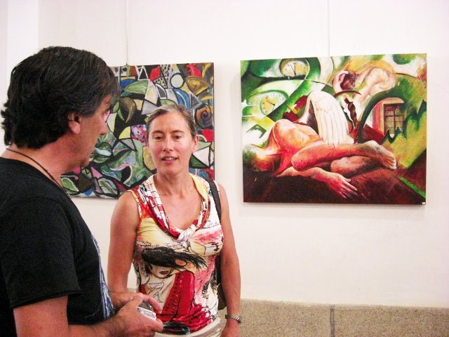 Urbano and Maria Melo
