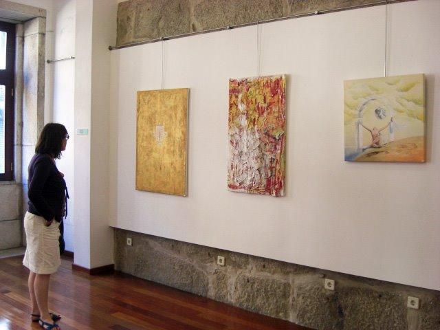 The works of Ethay, Valentina and Godinho