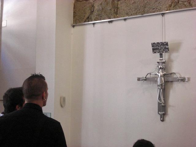 The Christ of Ruela