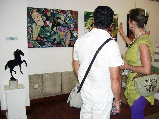 Sara showing her work