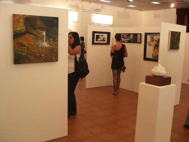 The works of Edmar Sales and Maria Emília