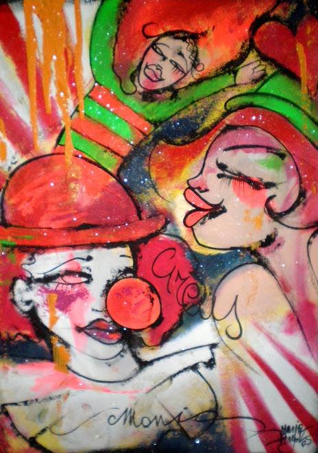 The Circus by Ilaria Pergolesi - Italia