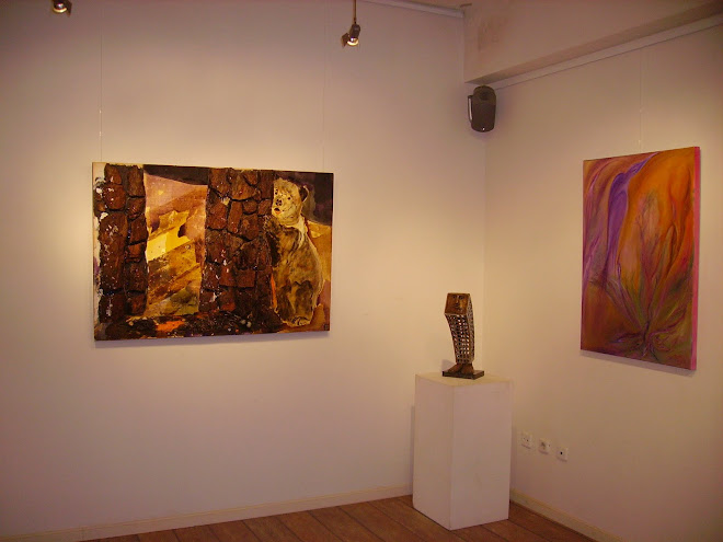 The works of Francisco Urbano, Queimadela and Cristina Mendonça