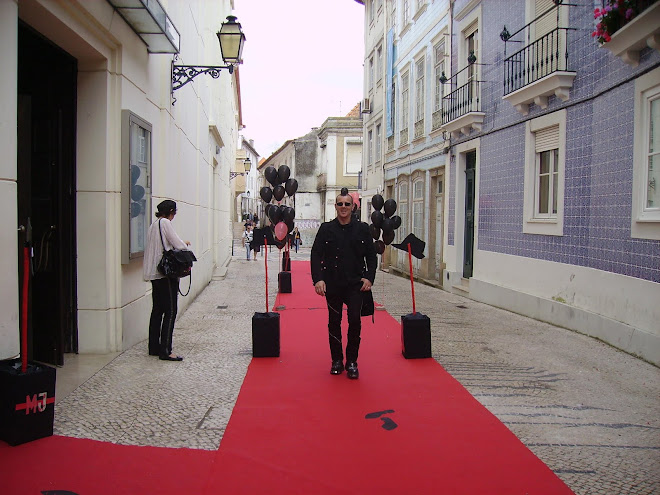 Ruela on the red carpet :)
