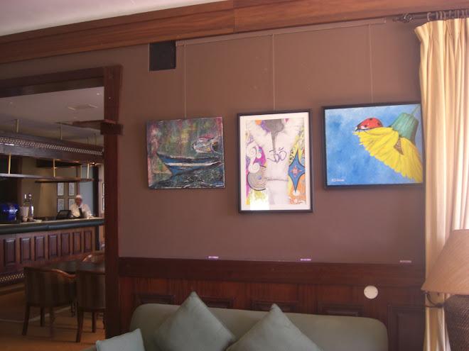 Sara, Gilmara and António Work's