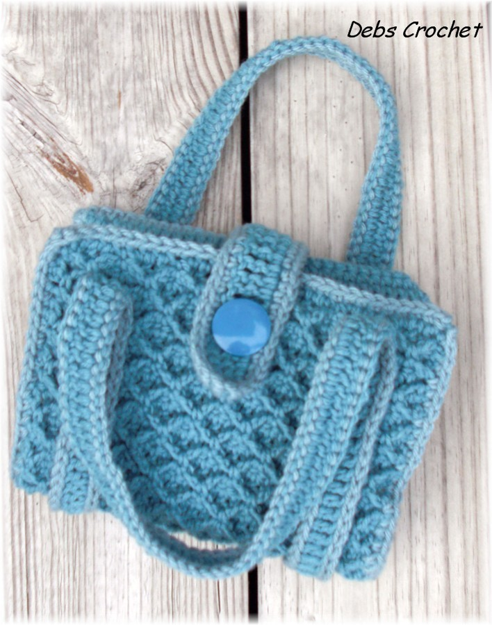 Free Crochet Book Cover Pattern : Art life news september
