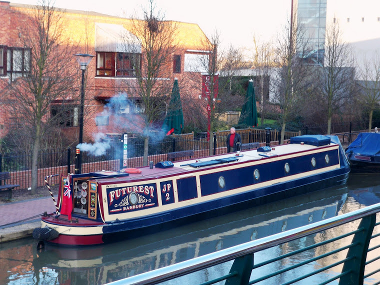Narrowboat 'Futurest'