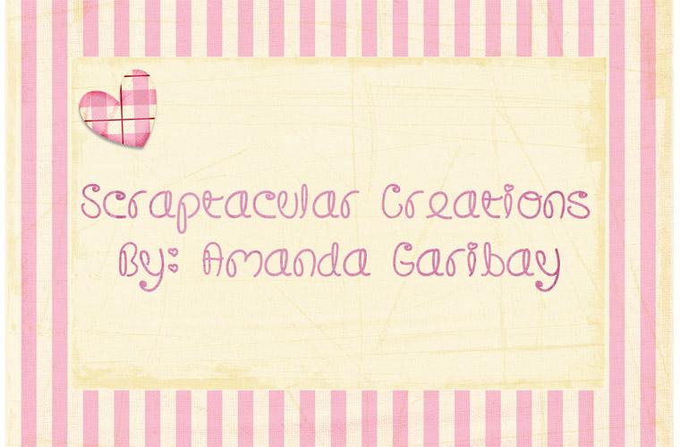 Scraptacular Creations