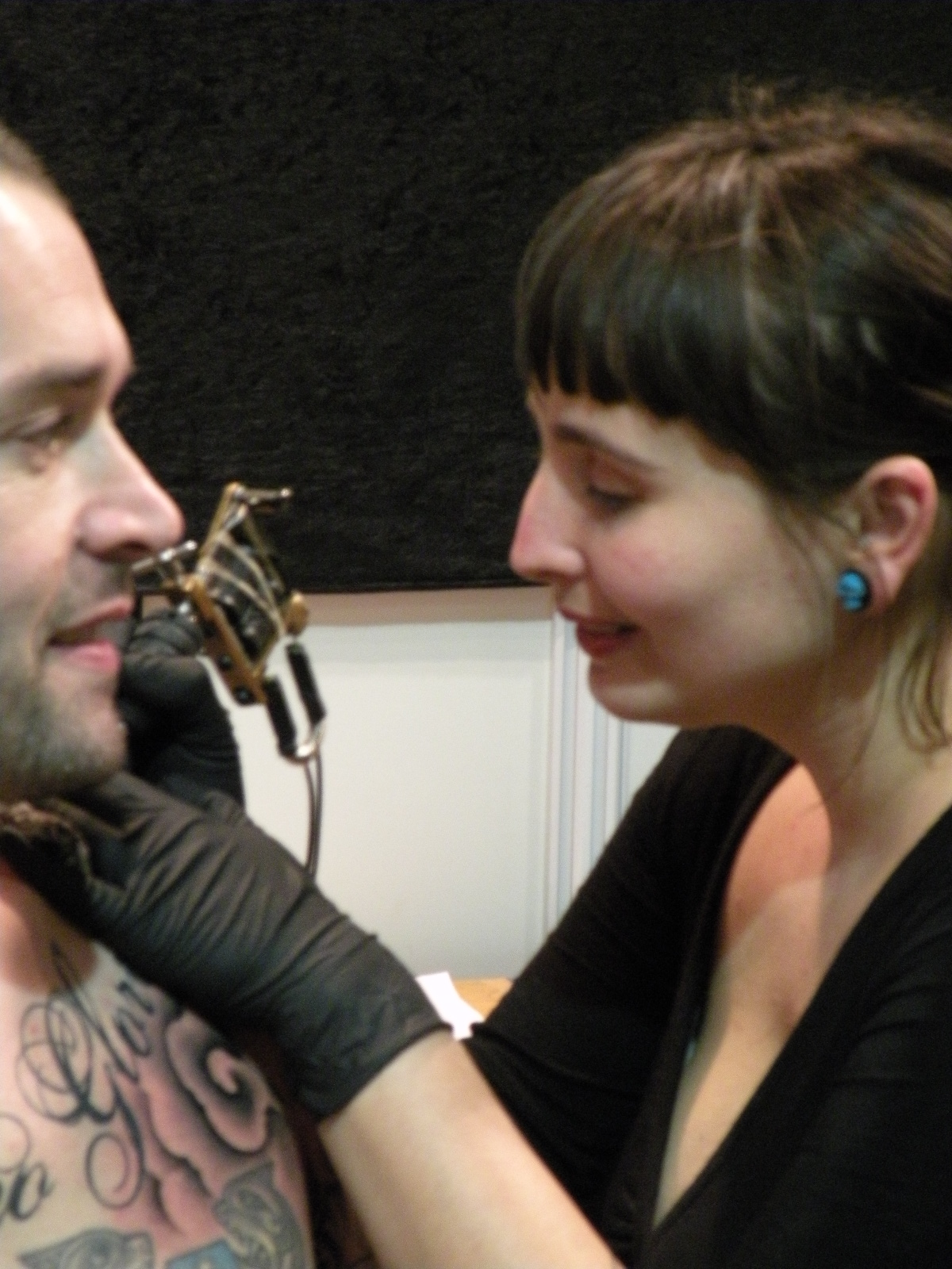 Convention Tatouage Bordeaux - Bordeaux Tattoo Convention April 2016