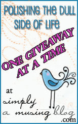 Simply A Musing Blog Contest