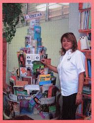 Sra. Sonia Cruz / Bibliotecaria