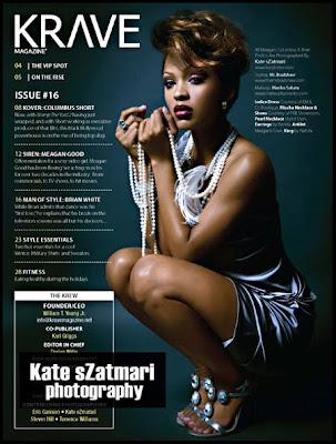 meag-1 Meagan Good : It's all Good pour Krave Magazine
