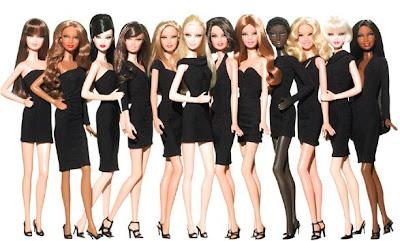 Barbie Basics 2010 & Barbie Lady Gaga