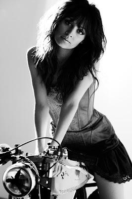 Nicole Richie pour Marie Claire UK