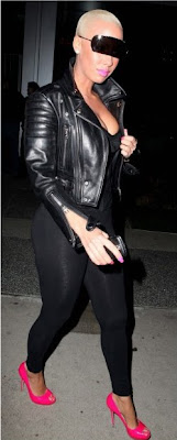 >Fashion Catastrophe | Amber Rose