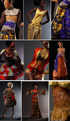 >Fashion Designer: Deola Sagoe