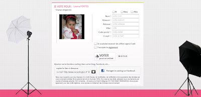 >Votez Leena Fortes
