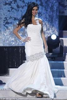miss >Rima Fakih élue Miss USA 2010