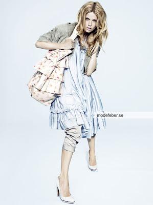 85801 Nouvelle collection H&M  printemps2009