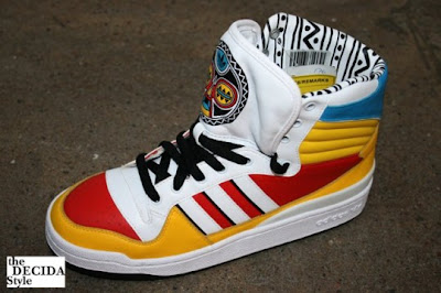 Adidas Originals & Jeremy Scott