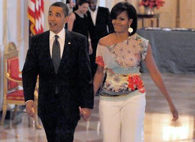 Poèsie à la Maison Blanche