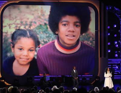 Hommage de Janet à MJ aux BET Awards