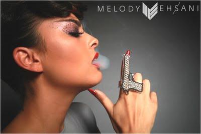 Nouveauté Melody Ehsani: Bang Bang ca va faire mal!