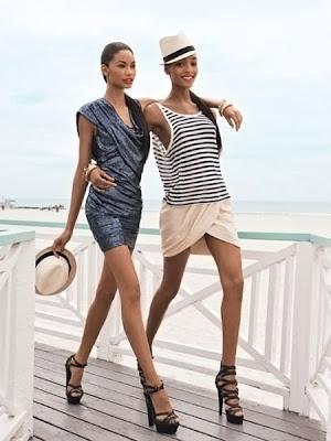 8181544c Chanel Iman & Jourdan Dunn pour Teen Vogue