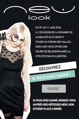 >Gagne ton relooking avec New Look