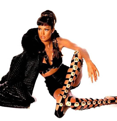 Beauty Flashback | Yasmeen Ghauri