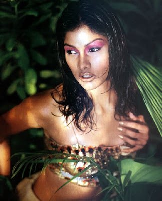 nethra Vogue India | The Dawn of Dusk