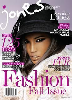 Anais Mali & Sessilee Lopez en couv' de Jones Magazine
