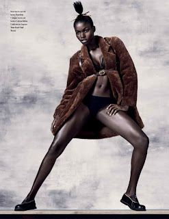 >Hot Shoot | Jeneil Williams pour Bon International
