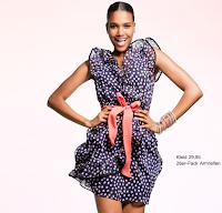 Sweet-Intentions-HM-5 Arlenis Sosa & Shannon Click pour la campagne Sweet Intentions par H&M