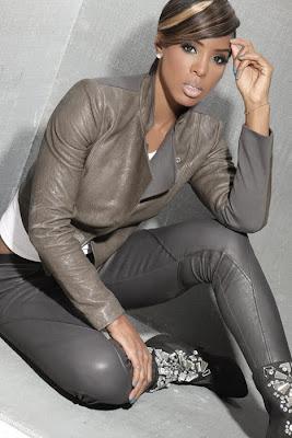 kr >Kelly Rowland par Robert Ector
