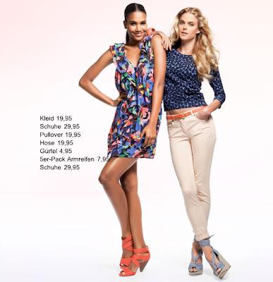 Sweet-Intentions-HM-3 Arlenis Sosa & Shannon Click pour la campagne Sweet Intentions par H&M