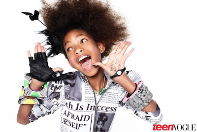 Willow Smith pour Teen Vogue