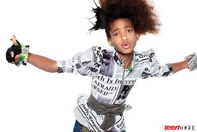 willow3 Willow Smith pour Teen Vogue