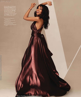 >Kerry Washington en couv' de Capitol File Magazine