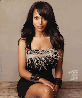 kw2 >Kerry Washington en couv' de Capitol File Magazine