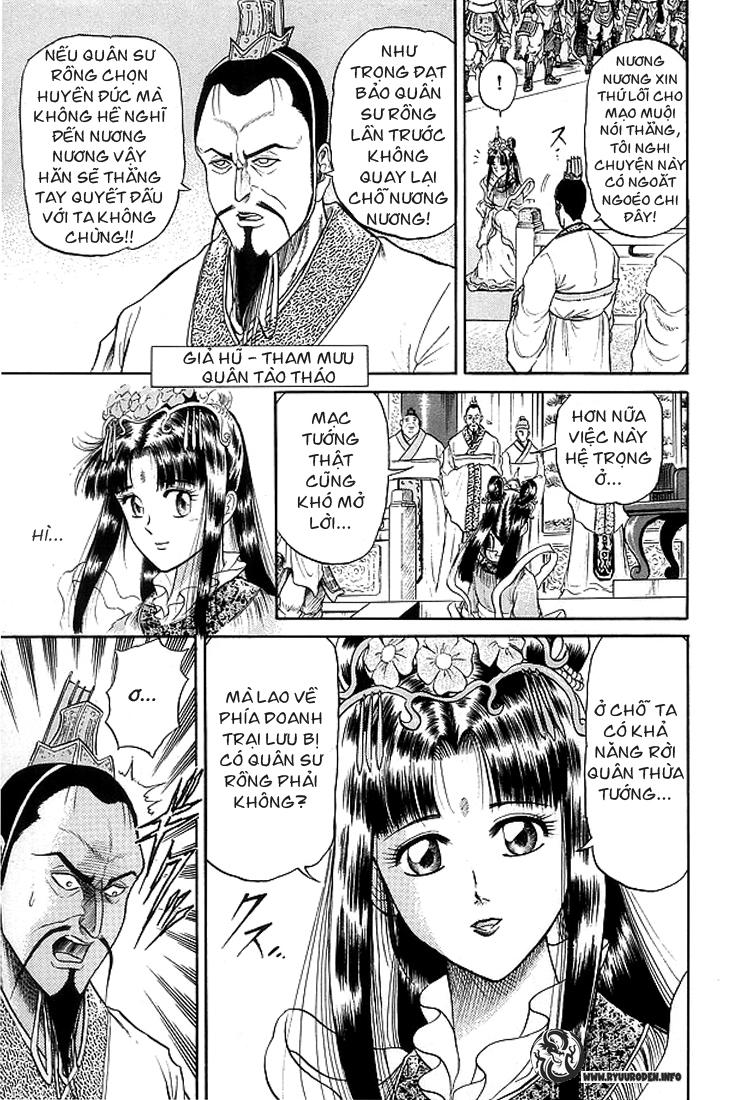 Chú bé rồng-Ryuuroden chap 11 Trang 8 - Mangak.info