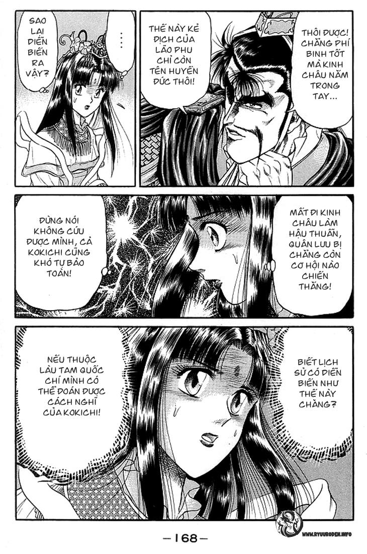 Chú bé rồng-Ryuuroden chap 11 Trang 21 - Mangak.info