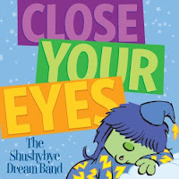 Shushybye Close Your Eyes CD