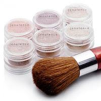 jenulence mineral makeup set