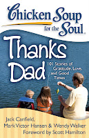 Chicken Soup for the Soul Thanks Dad cover