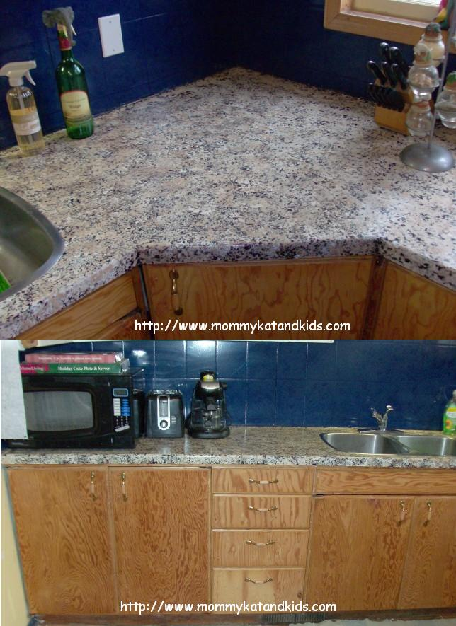 Giani Granite Countertop Paint-Review and Giveaway