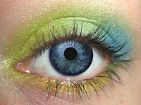 orglamix pacific paradise eye look